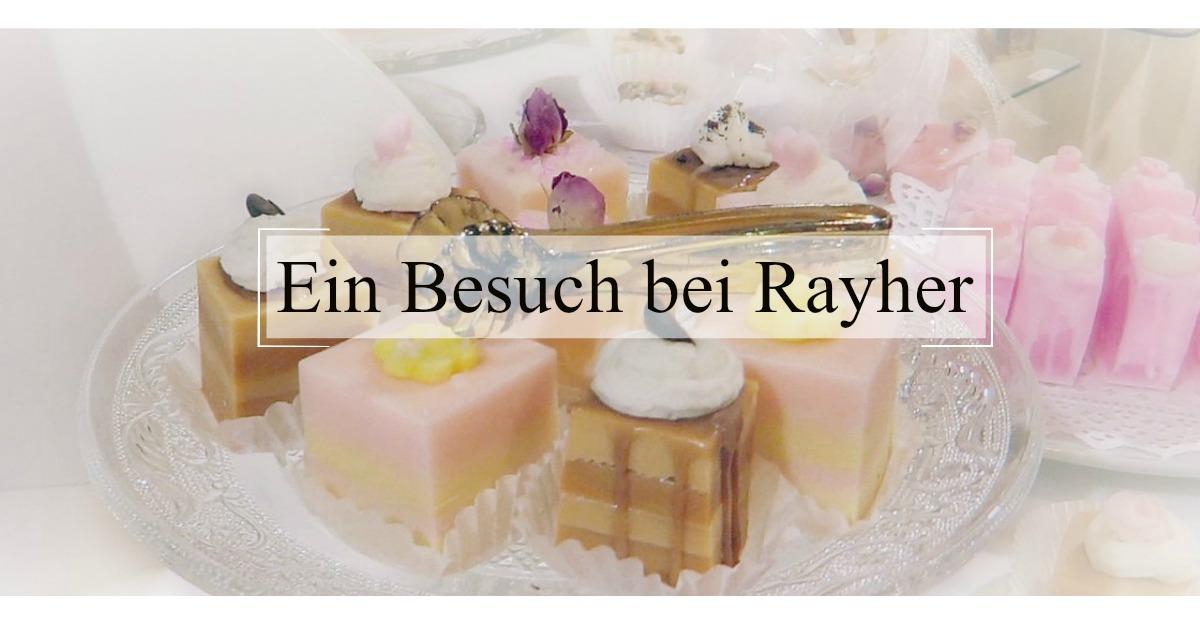 Rayher Hausmesse